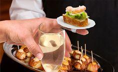 finger food tray!