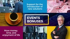 Business Event  Colorful And Dynamic Promo After Effects Template