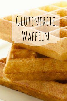 Schmecken auch fantastisch als glutenfreie Alternative: WAFFELN | Zeit: 10 Minuten |