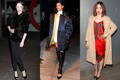 How to Bundle up for a Fancy Affair: A Handy Holiday Party Guide