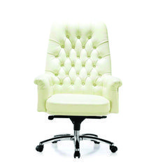 Office Chair Tufted Desk Chair Room Essentials™ Uholstered Office Chair - Grey Linen Home Office Inspiration the ultimate office wishlist. Best Office Chair, Executive Office Chairs, Home Office Chairs, Home Office Furniture, Office Workspace, White Furniture, Ceo Office, Rustic Furniture, Furniture Design