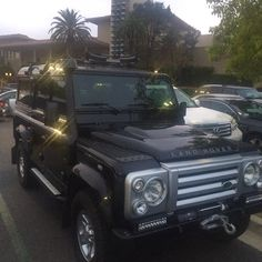 Rare sighting of the Land Rover Defender in California #epic #landrover #defender #landroverdefender by jdouglas996 Rare sighting of the Land Rover Defender in California #epic #landrover #defender #landroverdefender