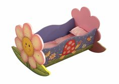 Every little girl's dream, is to have a special baby doll crib for her little baby so that she can sleep soundly and know that her precious little doll is safe and sound in her own doll bed. Right now I'm on a mission to find some baby doll cribs. Baby Doll Furniture, Childrens Bedroom Furniture, Kids Furniture, Fairy Furniture, Furniture Projects, Baby Doll Crib, Baby Dolls, Cradle Bedding, Bedding Sets