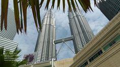 Petronas Twin Towers Towers, Kuala Lumpur, Burj Khalifa, Malaysia, Twin, City, Building, Home Decor, Construction