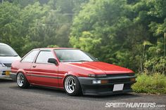 The Gentleman Racer® was started over a decade ago by Michael as a place to share photos and stories from his automotive and motorcycle adventures. It has grown into an online magazine covering cars, art, fashion, and culture. Corolla Ae86, Toyota Corolla, Toyota 86, Toyota Cars, Tokyo Drift Cars, Kei Car, Rims For Cars, Japan Cars, Automotive Photography