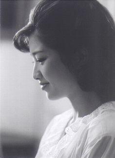 山口百恵 美しい横顔  kidの百恵ブログ