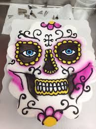 Image result for day of the dead cupcakes