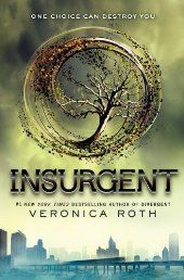 Insurgent (Divergent, Book 2) really good book