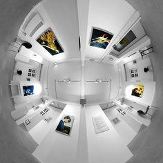 """#Ausstellung """"#FRONTWHEELDRIVE"""" von #ChristianDeutschmann im #DachauerWasserturm. 12. - 22. April 2018 #kunst #dachau #wasserturm #schlossdachau #altstadt #paintings #galerie #gemälde #mut #synesthesia #objettrouvé #kunstausstellung #gallery #welcomehelp #360gradmünchen #360grad #dreihundertsechzig #360photo #tinyplanet #oilpaintings #exhibition #360art #art360 #gemäldeausstellung #claudiastamm"""