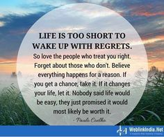 #Weblinkindia #MerryChristmas :Life is too short to wake up with regrets!