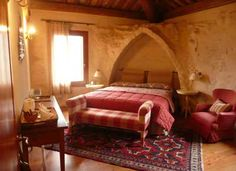 Agriturismo Brolo di Ca Orologio, Veneto. The 16th century Villa Ca Orologio nestles amongst vineyards and olive groves in the charming surroundings of the gentle Euganean hills http://www.organicholidays.co.uk/at/1346.htm