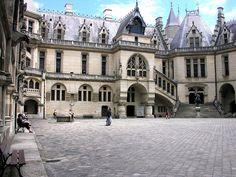 El castillo Pierrefonds - Buscar con Google