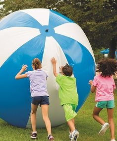 Look at this Mammoth Beach Ball on #zulily today!