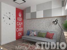 gabinet-keep calm and - zdjęcie od MIKOŁAJSKAstudio - Gabinet - Styl Nowoczesny - MIKOŁAJSKAstudio