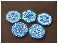 Melty Bead Patterns, Pearler Bead Patterns, Perler Patterns, Beading Patterns, Quilt Patterns, Art Patterns, Loom Patterns, Loom Beading, Jewelry Patterns