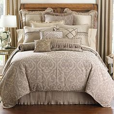 Waterford Hazeldene Taupe Collection | Bloomingdale's