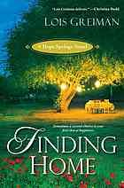 'Finding Home', by Lois Greiman