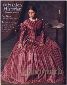Pattern S4400 Simplicity Costume Women Misses Sizes 8 14 Civil War 2 Dresses | eBay