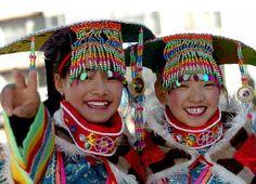 Tibeten Girls