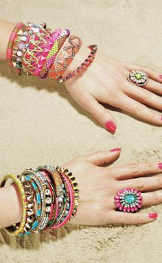 Cheap Boho Chic Jewelry for Baby Boomers - accessorize prshots - http://boomerinas.com/2012/07/boho-chic-jewelry/