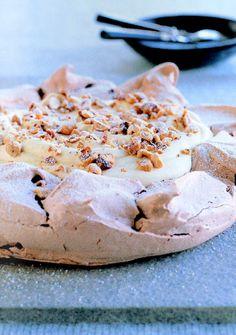 Kerstin Rodgers' Giant Pavlova Recipe — Dishmaps