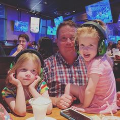 Life is not perfect and neither is this #fathersdaydinner. But life is not about being perfect... it is about living in the moment, and this guy soaks up every one with his girls. #happyfathersday my love! #reclaimedbyyou .  .  .  .  #ellicottcity #howardcoun