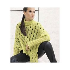 VK is the largest European social network with more than 100 million active users. New Hobbies, Knit Crochet, Knitting Sweaters, Grass, Fashion, Cape Clothing, Shawl, Long Scarf, Tricot