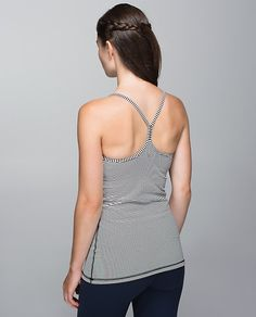 Lululemon Power Y Tank Another great tank for hot yoga