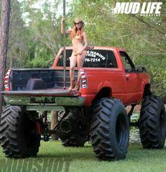 Big ass mudder trucks