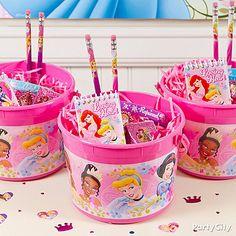 princess party ideas | Disney Princess Party Ideas: Favors