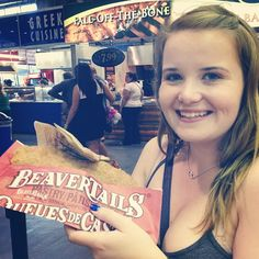 CNE means one thing - BeaverTails pastries!!! Instagram photo by @sarah breedon (sarahlbreedon) | Statigram