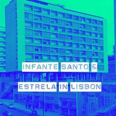 Infante Santo & Estrela in Lisbon board cover Lisbon, Periodic Table, Cover, Board, Saints, Periotic Table, Blankets, Sign, Planks