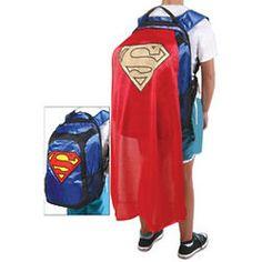 Superhero Backpack is Super-Cool Back to School backpack.