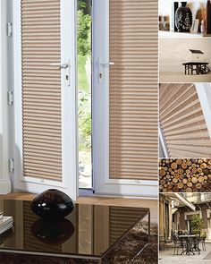 double click to view a PDF version of this page... House Blinds, Blinds For Windows, Conservatory, Pdf, Curtains, Kitchen, Summer, Home Decor, Blinds