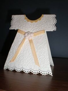 OH SO PRETTY! by coffeestamper - Cards and Paper Crafts at Splitcoaststampers Baby Boy Cards Handmade, Baby Girl Cards, New Baby Cards, Greeting Cards Handmade, First Communion Cards, Baptism Cards, Homemade Christmas Cards, Baby Shower Cards, Valentine Day Cards