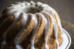 Poppy Seed Lemon Bábovka (Bundt Cake) / Makovo Citrónová Bábovka