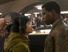 Quiz: Which Character From Star Wars: The Last Jedi Are You?