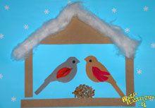 Głodne ptaszki Plastic Cutting Board