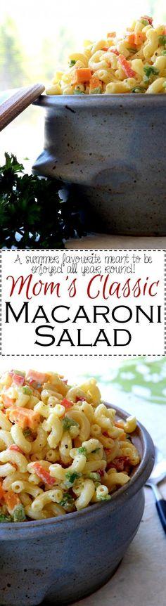 Mom's Classic Macaro