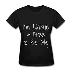 Black Girl shirts. Black Girl t-shirts. Empowering Black Women tees with quotes and sayings. Various styles & colors to choose from.
