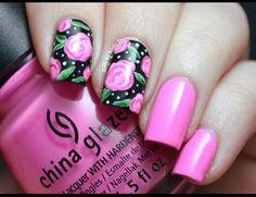 Pretty.  Nails by Kayla Shevonne.