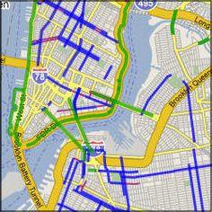New York City Bicycle Maps | NYC Bike Maps