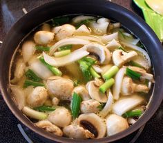 Japanese Soup. Japanese restaurant soup recipe - how to make hibachi soup, plus a fantastic recipe for ginger salad dressing.