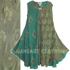 $69 boho-hippie-chic-bias cut dress