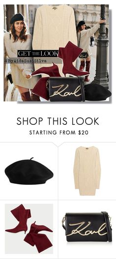 """""""Get The Look: Andy Torres_Style Scrapbook"""" by aidasusisilva ❤ liked on Polyvore featuring Yeezy by Kanye West and Karl Lagerfeld"""