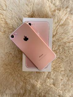 Rose Gold iPhone 7 on Mercari Iphone 10, Coque Iphone, Iphone 7 Cases, Iphone 8 Plus, Apple Iphone, Apple 7, Apple Logo, Apple Rose Gold, Iphone 7 Rose Gold
