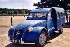citroen 2cv gendarmerie