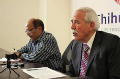 Invertirá Estado 153 mdp en una primera etapa de 57 obras para Juárez