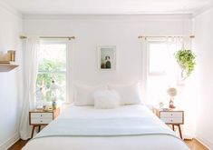 Give Your Bedroom A Minimalist Makeover • Of Beauty And Nothingness By Heather Nixon