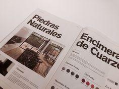 Ya tenemos el nuevo #catálogo físico de #MurelliCucine #novedoso #innovador #elegante y muy #creativo formato #periódico ¡Se el primero en descubrirlo! en #CasaDecor
